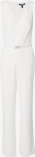 Lauren Ralph Lauren Combinaison 'LONDOVA' en blanc, Vue avec produit
