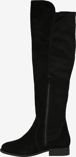 ABOUT YOU Stiefel 'Carolina' in schwarz: Seitenansicht