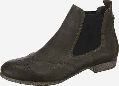 THINK! Chelsea Boots in tanne, Produktansicht
