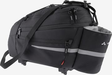 VAUDE Sports Bag in Black