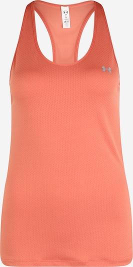 UNDER ARMOUR Haut de sport 'Racer' en orange clair, Vue avec produit