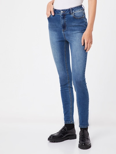 ABOUT YOU Jeans 'Jamila' in blue denim, Modelansicht