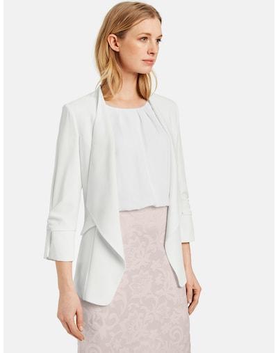 TAIFUN Blazer in weiß, Modelansicht
