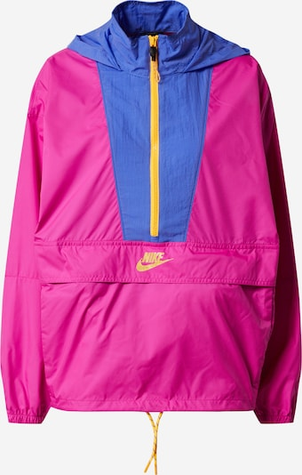 Nike Sportswear Prechodná bunda - svetlofialová / fuksia, Produkt