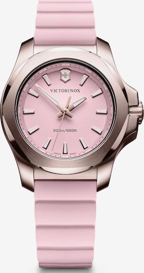 VICTORINOX Montre à affichage analogique 'I.N.O.X. V' en rose clair, Vue avec produit