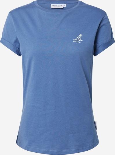 Hafendieb Shirt in de kleur Blauw, Productweergave