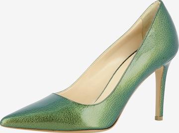 Escarpins 'NATALIA' EVITA en vert