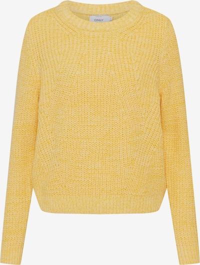 ONLY Trui 'CELTINA' in de kleur Geel, Productweergave