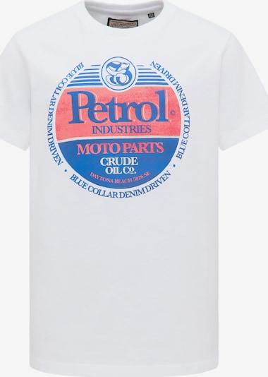 Petrol Industries T-Shirt in weiß, Produktansicht