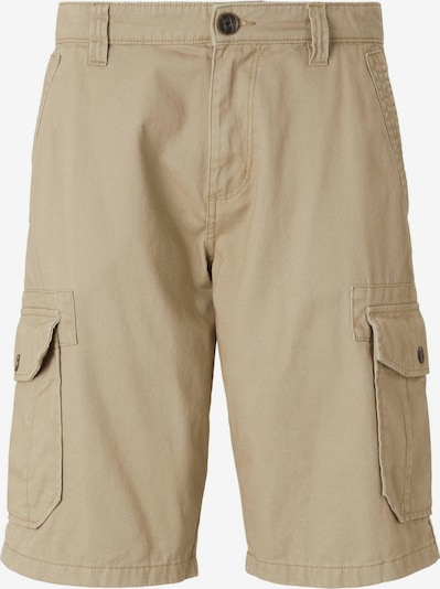 TOM TAILOR Shorts 'Morris' in beige, Produktansicht