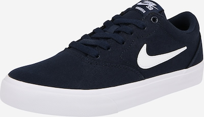 Nike SB Sneakers low 'Charge' in navy / white, Item view