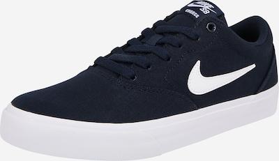 Nike SB Ниски сникърси 'Charge' в нейви синьо / бяло, Преглед на продукта