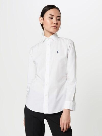 POLO RALPH LAUREN Bluzka w kolorze białym: Widok z przodu