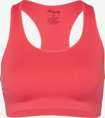 Sutien sport 'Core Collection Hibiscus Pink' Hey Honey pe roz închis, Vizualizare produs