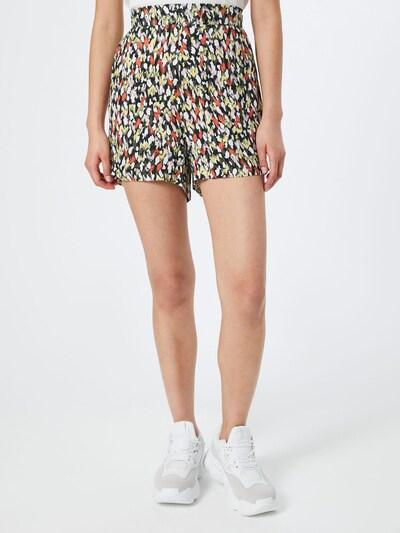 ONLY Shorts 'ETHEL' in mischfarben / schwarz, Modelansicht