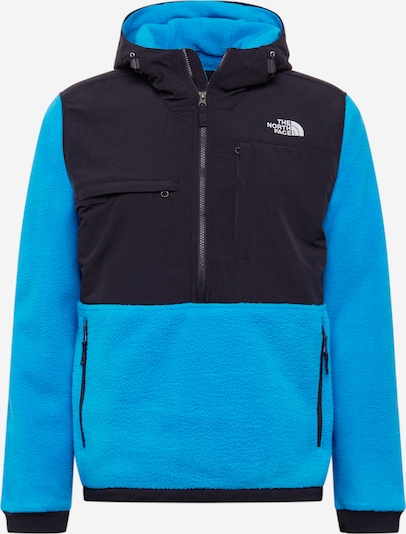 THE NORTH FACE Jacke 'Denali' in blau / schwarz, Produktansicht
