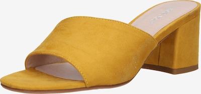ABOUT YOU Natikače 'Cecilia' u zlatno žuta, Pregled proizvoda