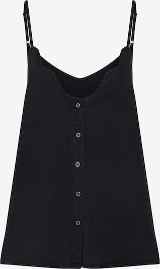 Noisy may Top 'MENDI' in de kleur Zwart, Productweergave
