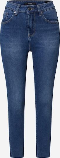 F.A.M. Jeans 'JUSTINE' in blue denim, Produktansicht