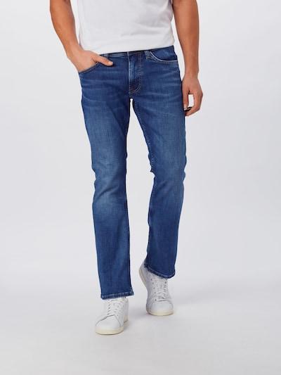 Pepe Jeans Jeans 'ALFIE' in blue denim, Modelansicht