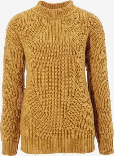 Aniston CASUAL Pullover in senf, Produktansicht