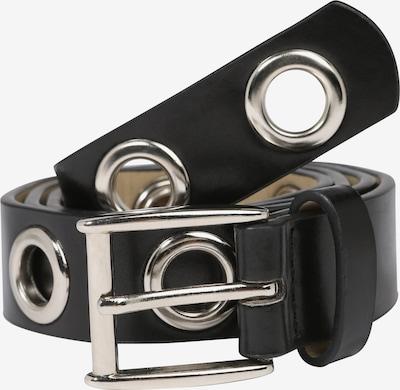 ABOUT YOU Opasek 'Vivien' - černá / stříbrná, Produkt