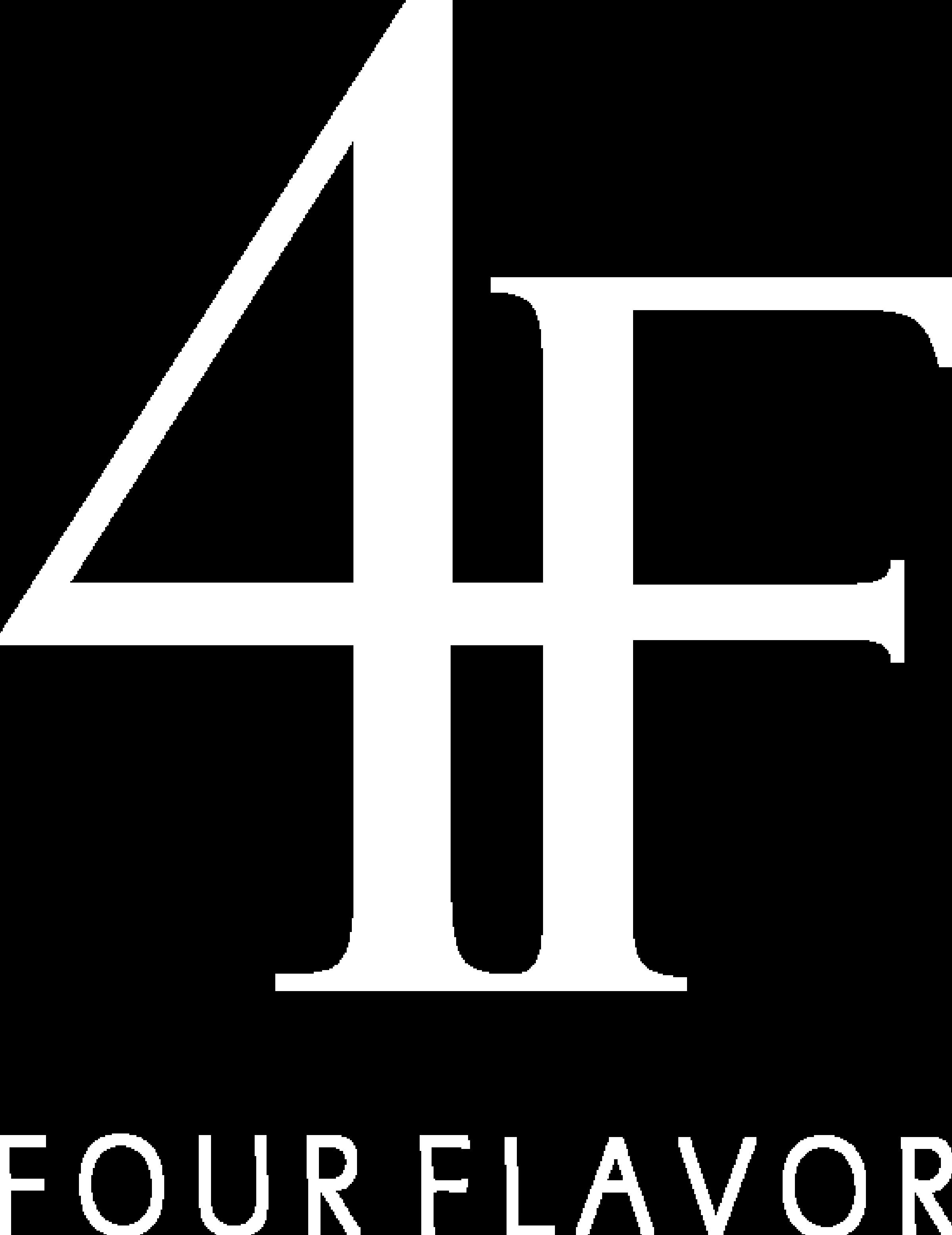 Four Flavor Logo