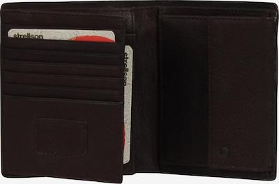 STRELLSON Portemonnee 'Harrison' in de kleur Donkerbruin, Productweergave