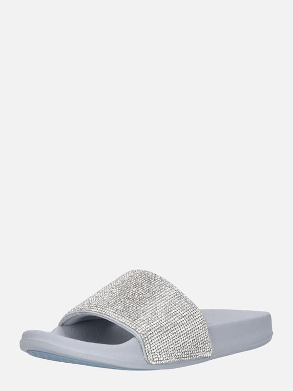 SKECHERS POP UPS Stone Age Damen Schuhe Sandale Pantolette