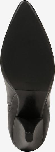 Auliniai batai su kulniuku 'Myrassa' iš Samsoe Samsoe , spalva - juoda: Vaizdas iš apačios