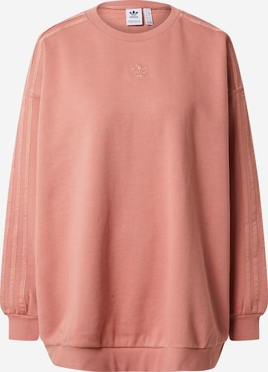 ADIDAS ORIGINALS Sweatshirt in dunkelorange, Produktansicht