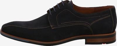 LLOYD Schnürschuhe in blau, Produktansicht