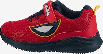SPIDERMAN Sneaker in rot, Produktansicht