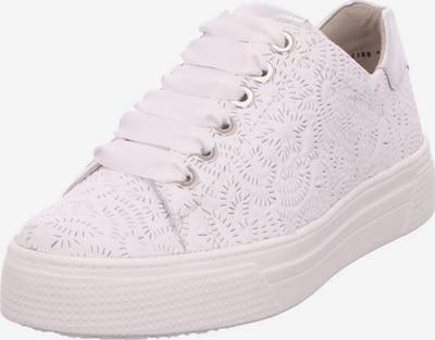 SEMLER Schnürschuhe in weiß, Produktansicht
