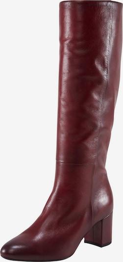 GABOR Laarzen in de kleur Donkerrood, Productweergave