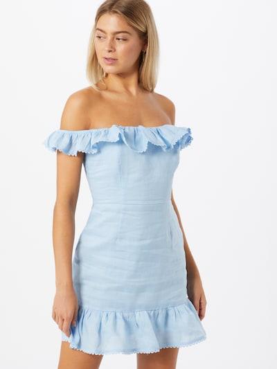 GLAMOROUS Letní šaty - světlemodrá, Model/ka