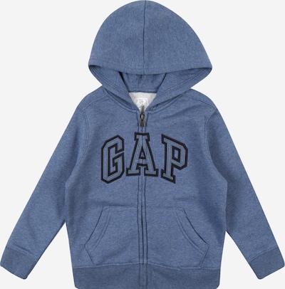 GAP Sweatjacke in taubenblau, Produktansicht