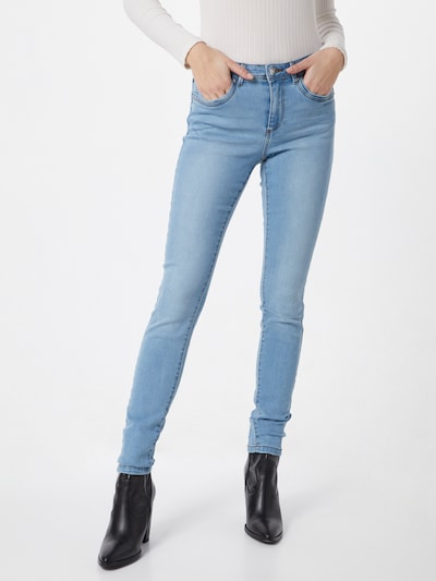 VERO MODA Jeans 'Tanya ' in Blue denim, View model