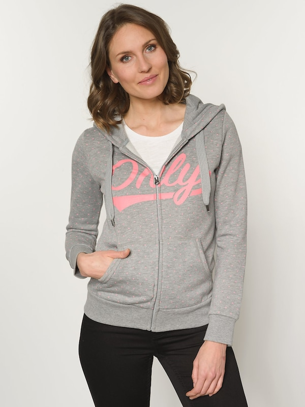 ONLY Hoodie onlAwesome Flamingo