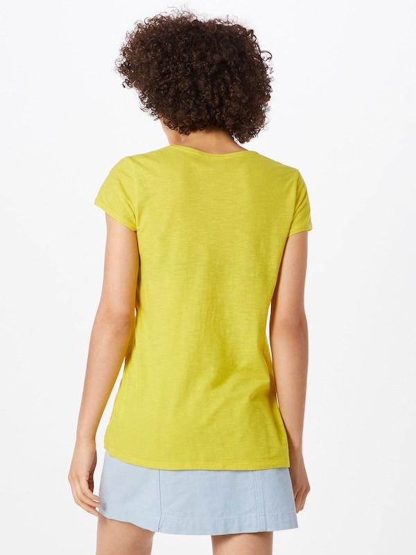 T shirt En 'avivi' Drykorn Jaune OkuZPXiT