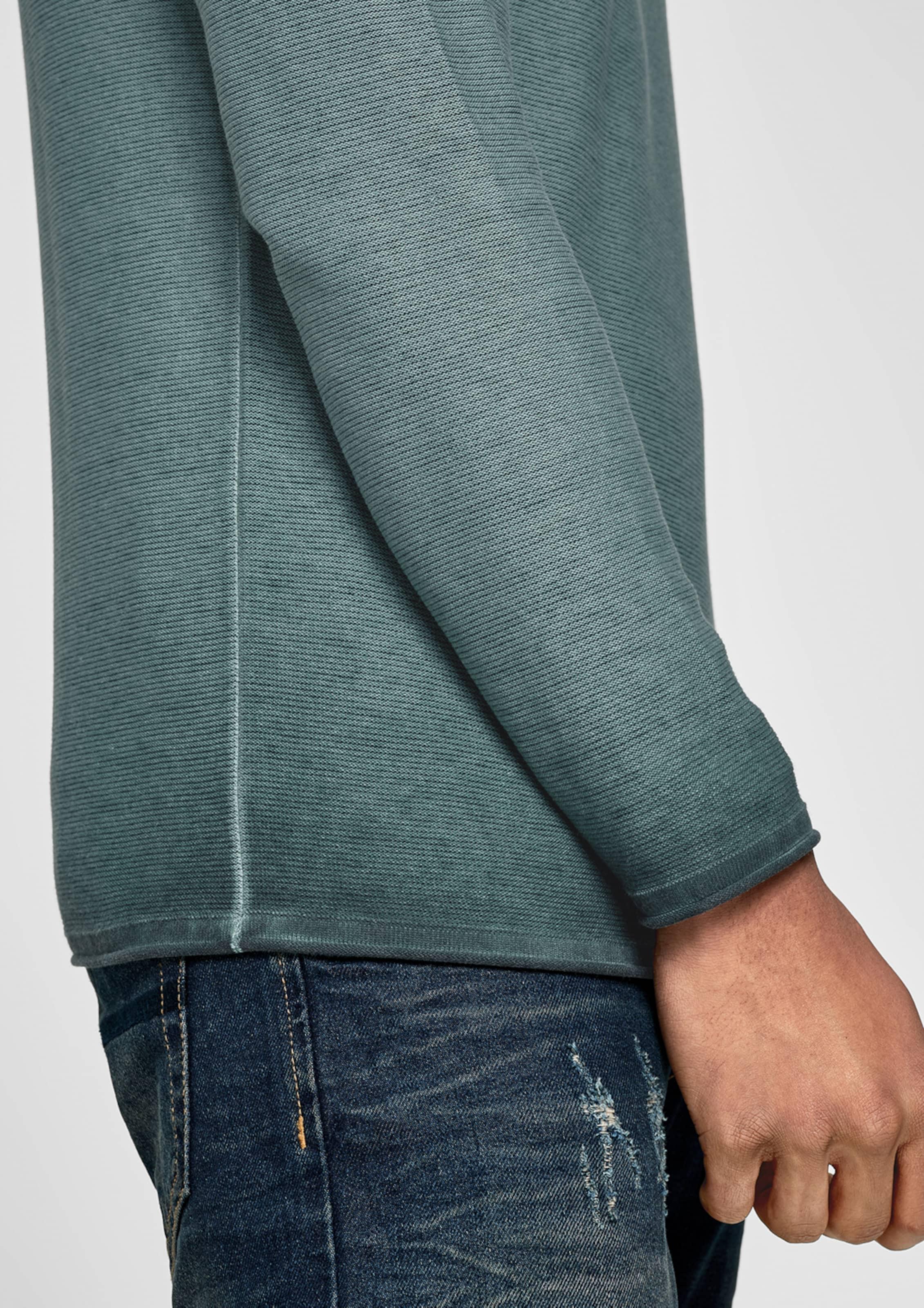 Pullover Q s Designed Pastellblau In By qzSUGMpV