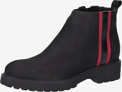 TAMARIS Stiefelette in rot / schwarz, Produktansicht