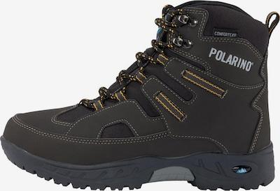 POLARINO Polarino Wanderschuh »Flake« in schwarz, Produktansicht