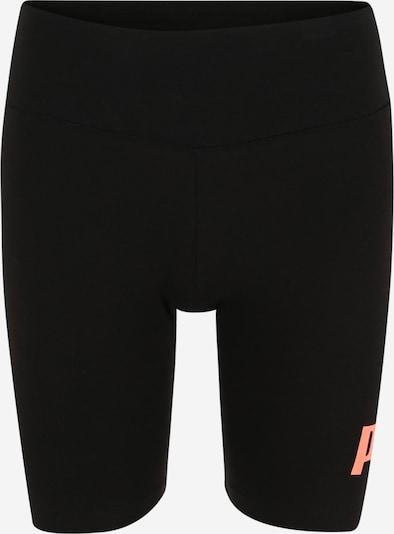 PUMA Sportovní kalhoty - korálová / černá, Produkt