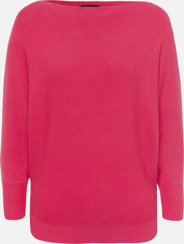 MORE & MORE Pullover in pink, Produktansicht