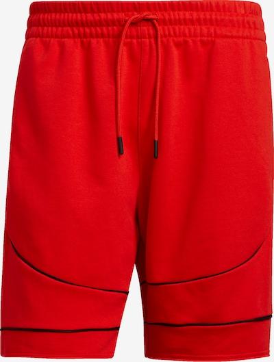 ADIDAS PERFORMANCE Spodnie sportowe w kolorze czerwony / czarnym, Podgląd produktu