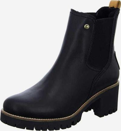 Boots chelsea PANAMA JACK di colore miele / nero, Visualizzazione prodotti