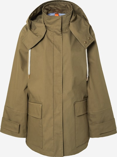 g-lab Prehodna jakna 'CARA' | oliva barva, Prikaz izdelka
