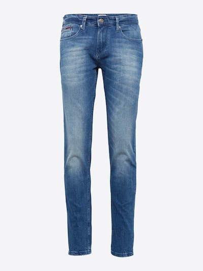 Džinsai 'Slim Scanton BEMB' iš Tommy Jeans , spalva - tamsiai (džinso) mėlyna, Prekių apžvalga