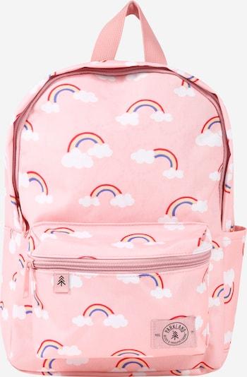 PARKLAND Tasche 'Edison Rainbow' in mischfarben / pink, Produktansicht